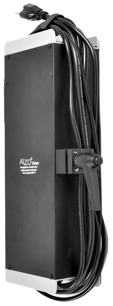 ALZO 3300 Ultra High Power 220V LED Video Light with power supply & cord