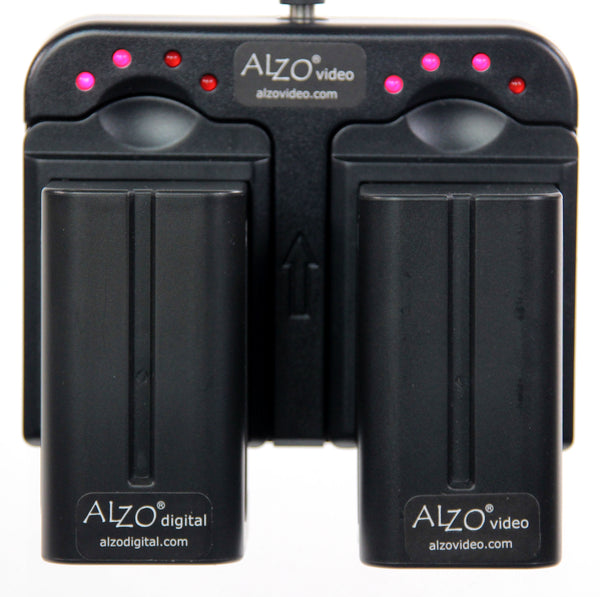 2-Bay Sony Style Battery Charger