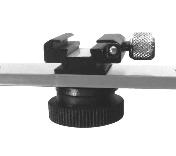 ALZO Flash Shoe Mount with Thumb Screw
