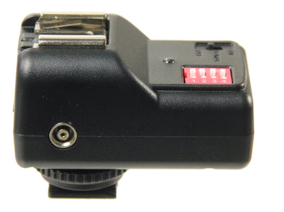 ALZO Wireless Flash Trigger Receiver side view