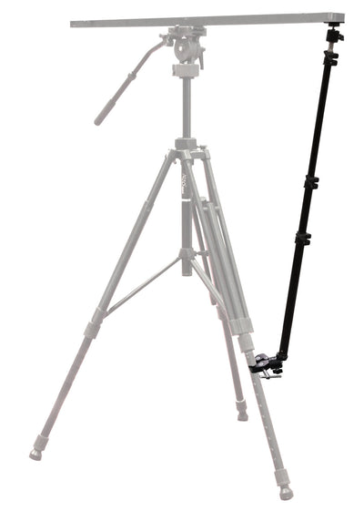 ALZO Universal Camera Slider Brace Support with Small Clamp