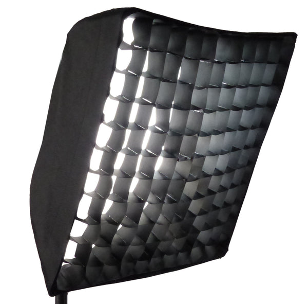 ALZO Softbox 24 in x 24 in with Honeycomb and Ring