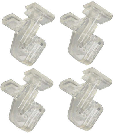 set of 4 Suspended Drop Ceiling LED cable cord supports