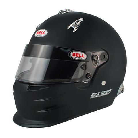 Bell GP3 SPORT R MATT BLACK