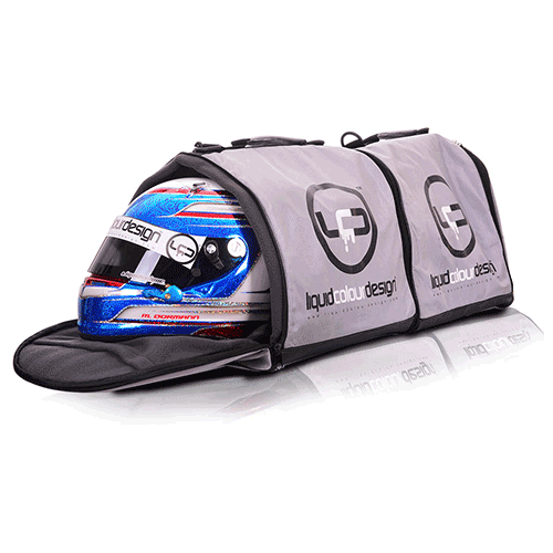 LCD Double Helmet Bag