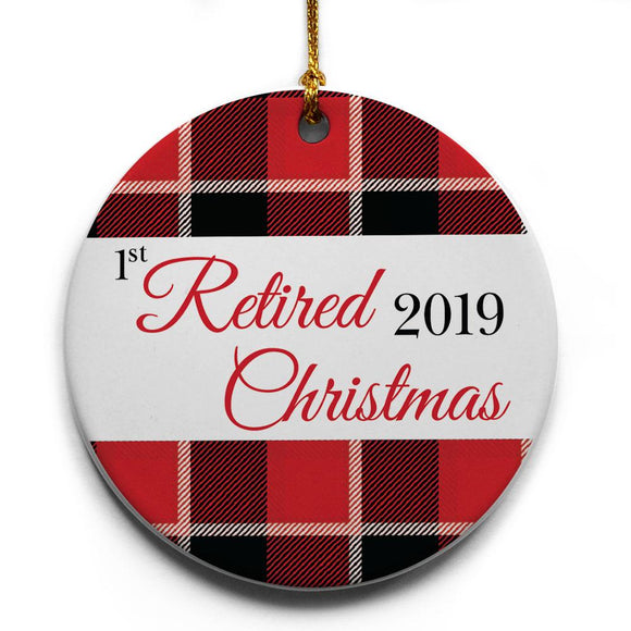 1st Retired Christmas