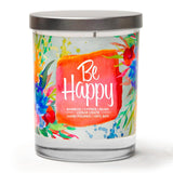 """Be Happy"" 