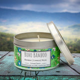 Wild Escapes | Boho Bamboo | 100% Soy Wax Candle