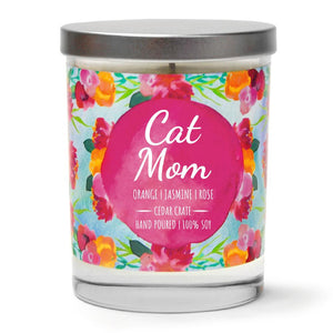 """Cat Mom"" 