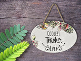 """Coolest Teacher Ever"" 