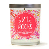 """21 Rocks"" 