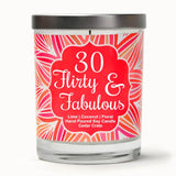 """30, Flirty, and Fabulous"" 