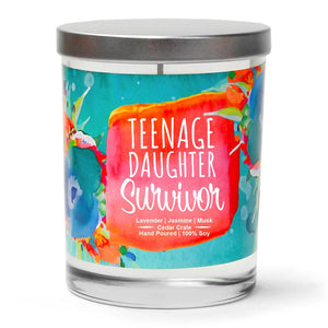 """Teenage Daughter Survivor"" 