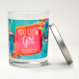"""You Glow Girl"" 