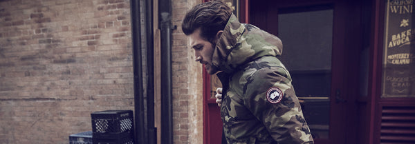 Canada Goose - Fashion For The Freeze
