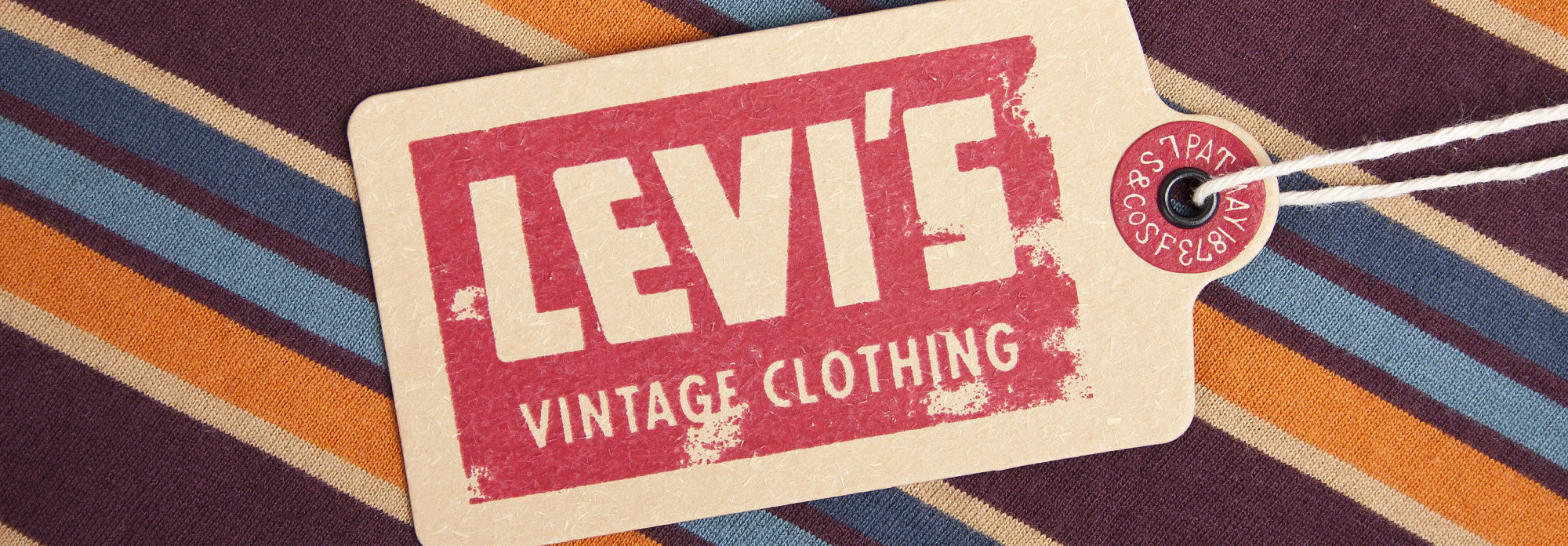 Levi's® Vintage Clothing Shop Window