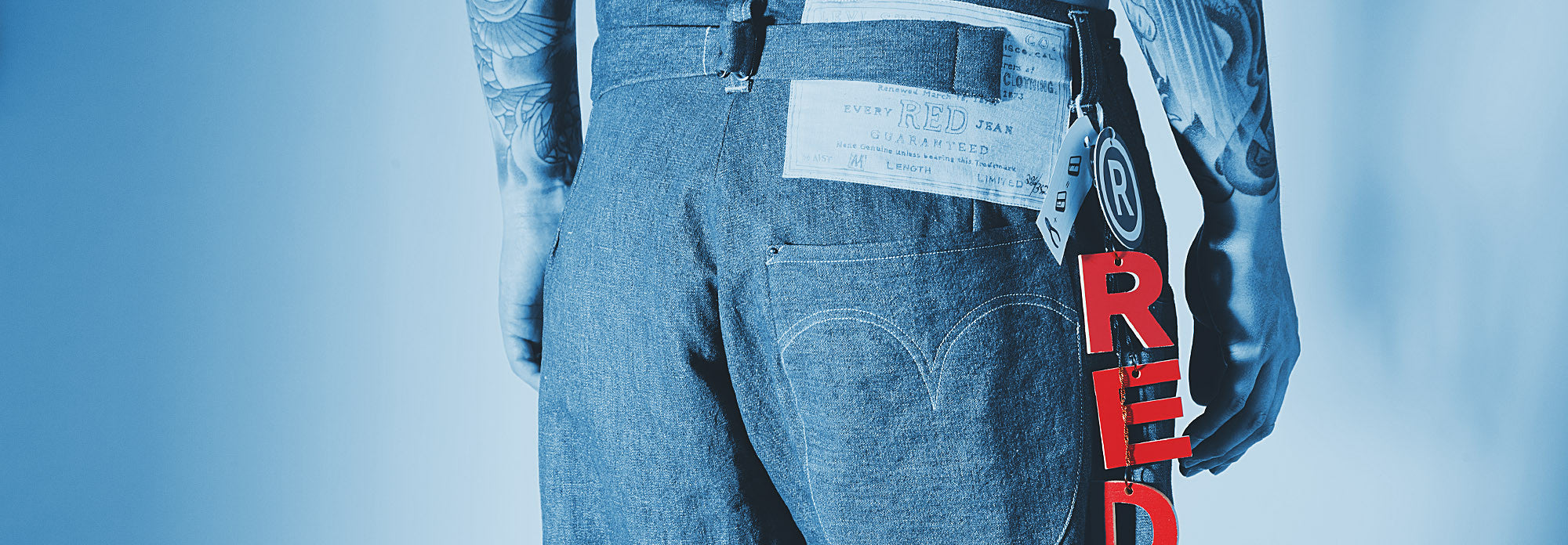 LEVI'S® RED . Vault Collection Lookbook