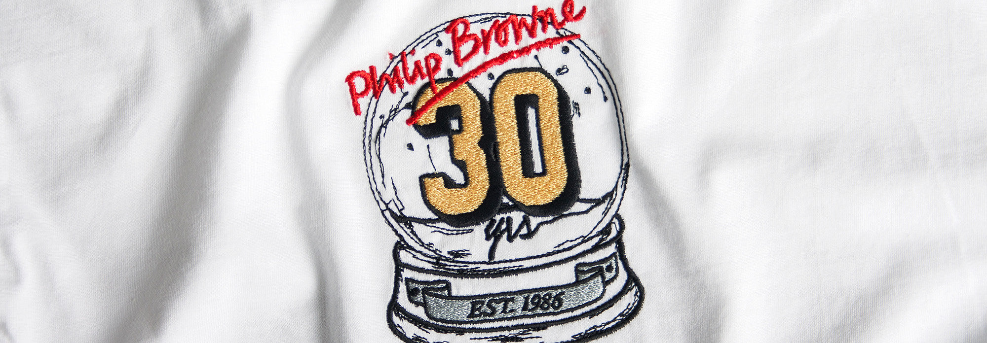 30 Years Of Philip Browne Menswear