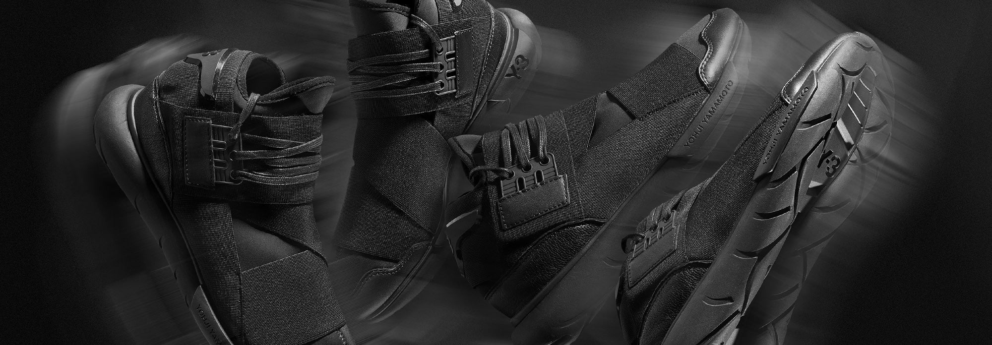 Y-3 Qasa High - An Icon Returns