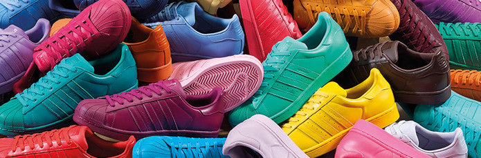 adidas Originals Superstar Supercolor pack – A collaboration with Pharrell Williams