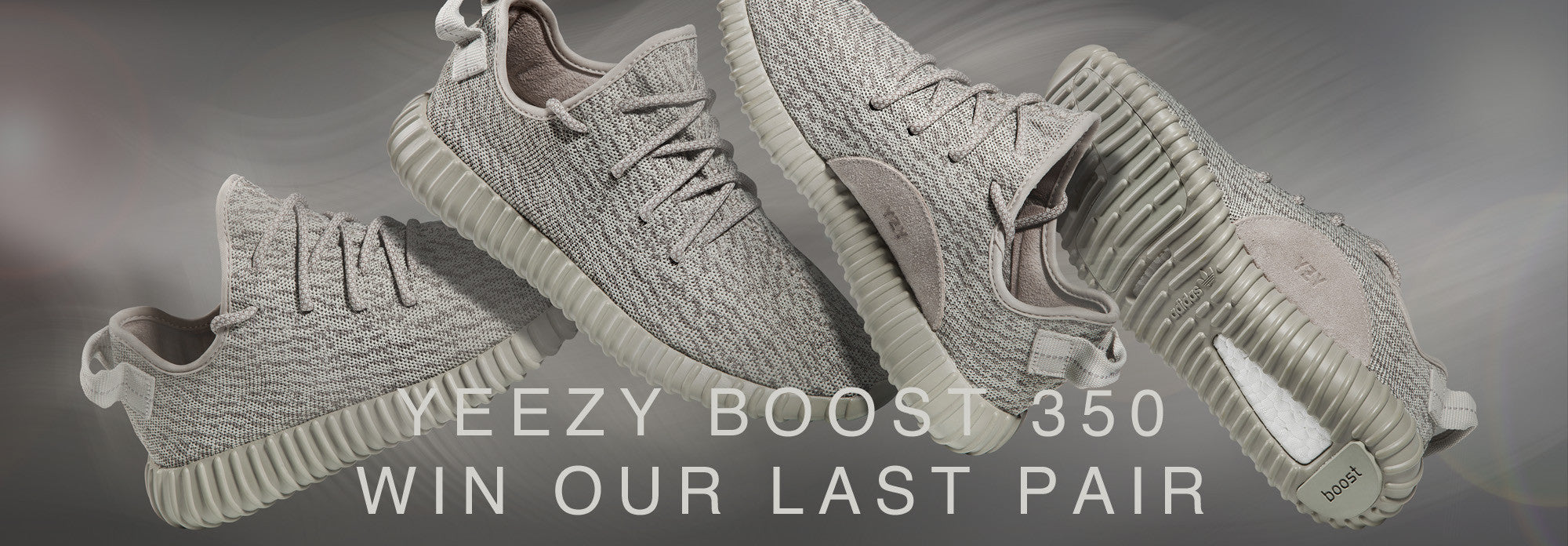acacc3a77 YEEZY Boost 350 Giveaway