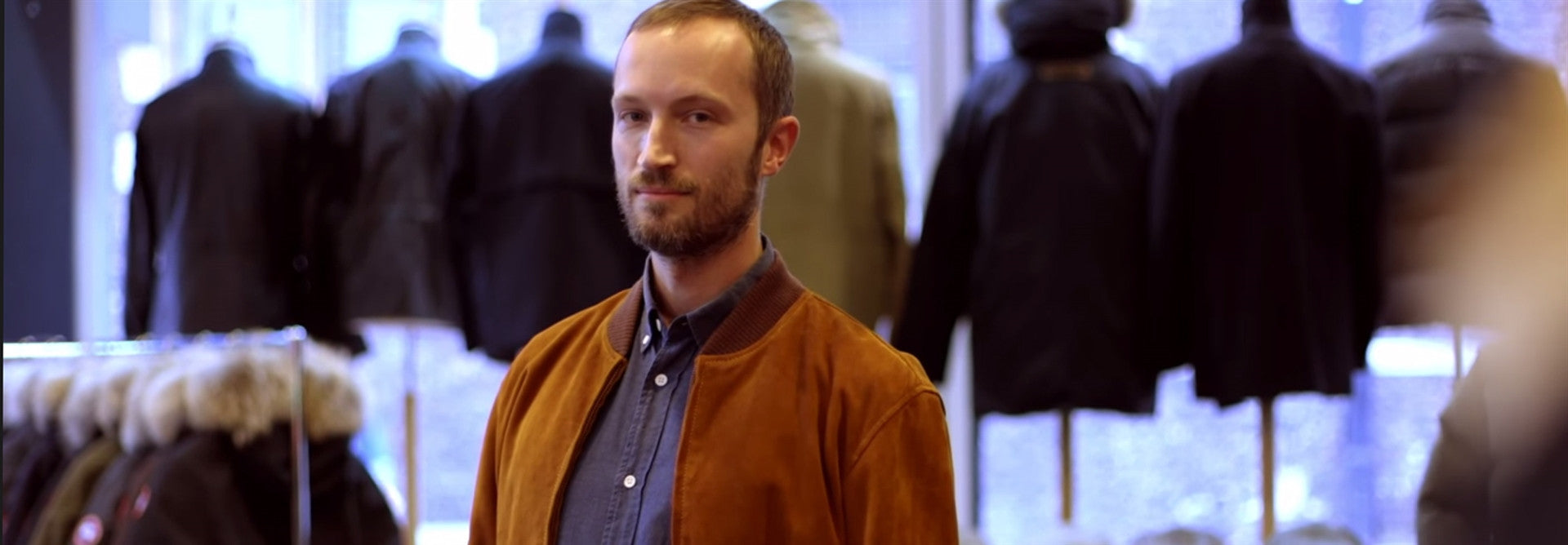 Loka Interview with Philip Browne Menswear