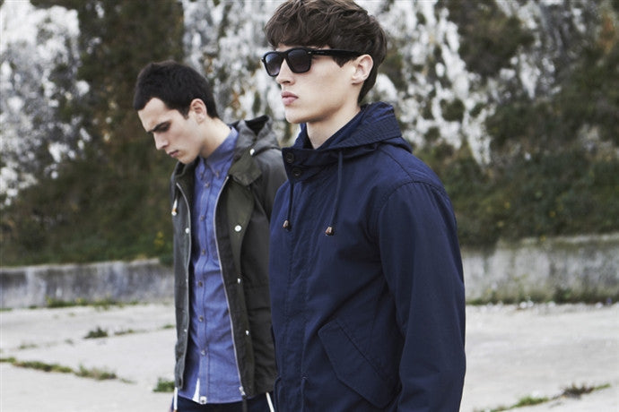 Pretty Green - Spring Summer Essentials