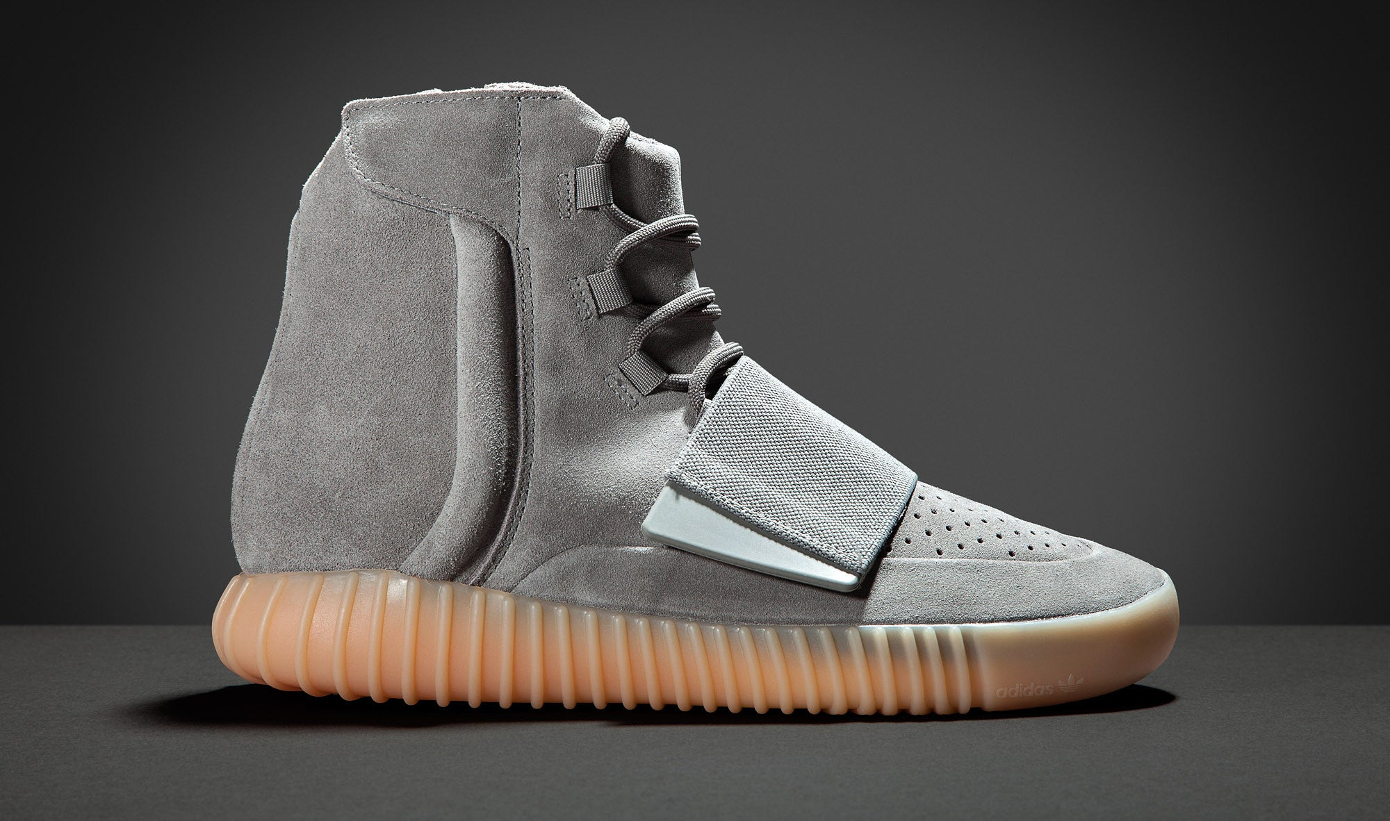 Take A Look At The YEEZY BOOST 750 - Light Grey