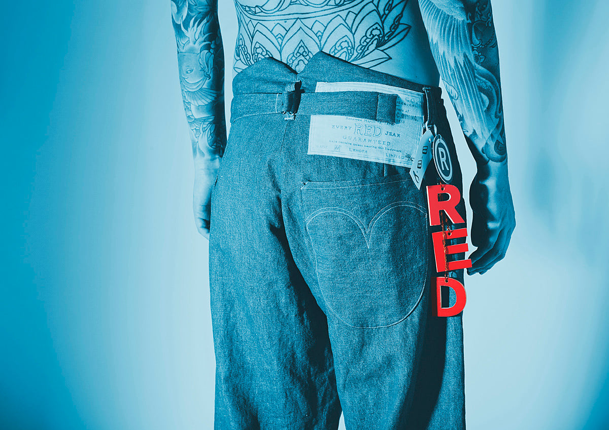 LEVI'S® RED . VAULT COLLECTION LOOKBOOK 02