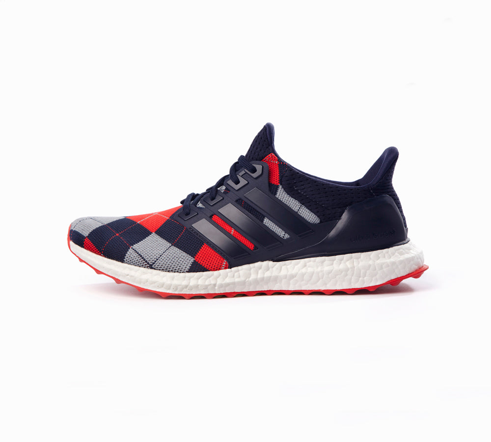 adidas Ultra BOOST KvA  Colour - Night Navy/Light Grey/Red  Product Code - AF5825
