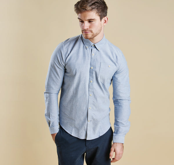 Barbour Oxford Shirt - Chambray