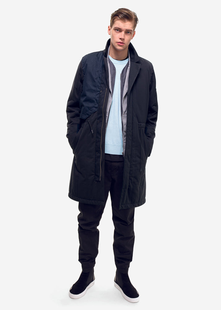 Stone Island Shadow Project Look 02