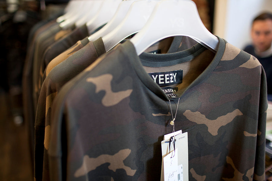 Yeezy Season 1 Launch