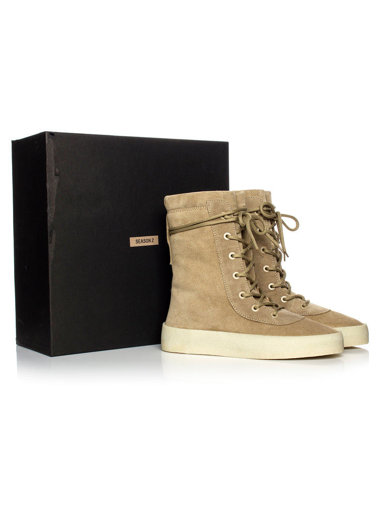 Yeezy Season 2 High Top Boots