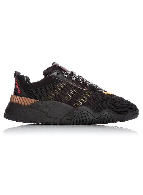 adidas by alexander wang aw turnout trainer black yellow light brown ss 2020