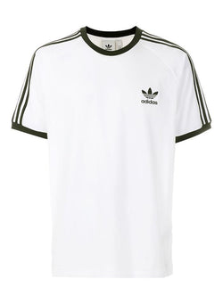 3 Stripes Tee - WHITE