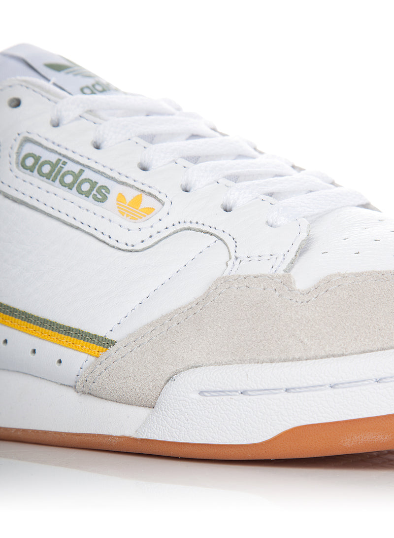 Continental 80 Trainer - FTWWHT/FTWWHT/CRYWHT