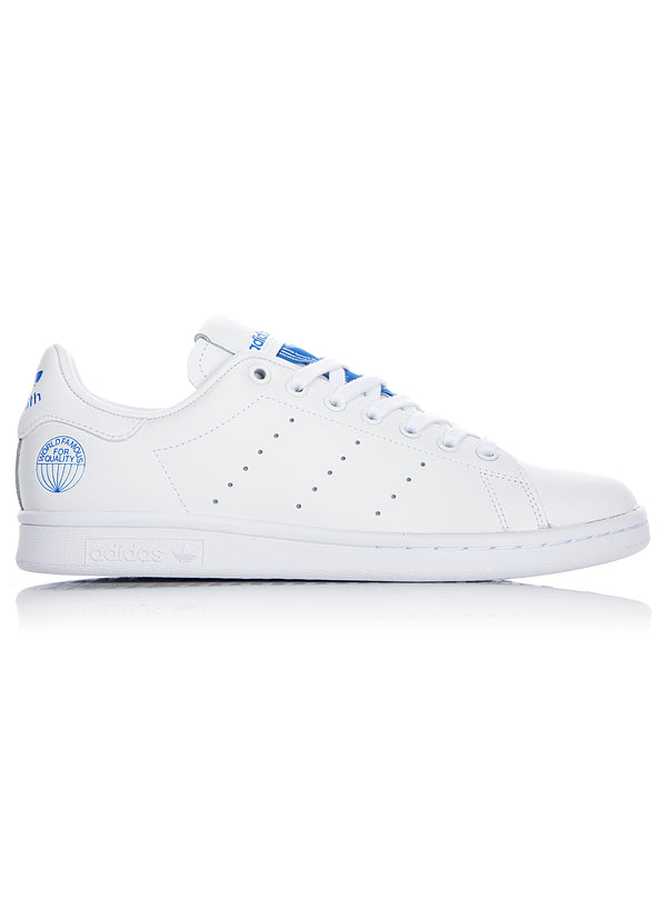 adidas originals footwear stan smith trainer ftwwht ftwwht blubir ss 2020