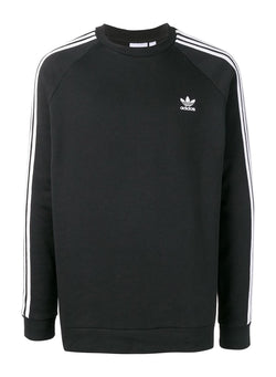 adidas originals 3 stripes sweat black aw 2020