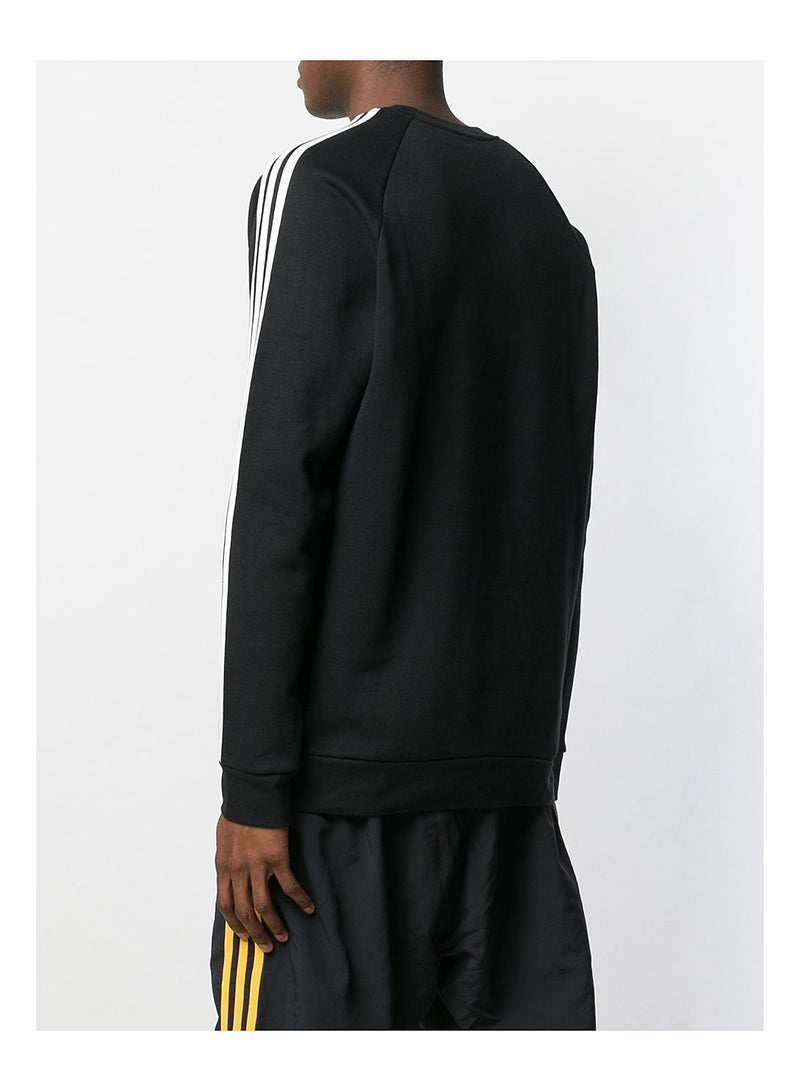 3 Stripes Sweat - Black