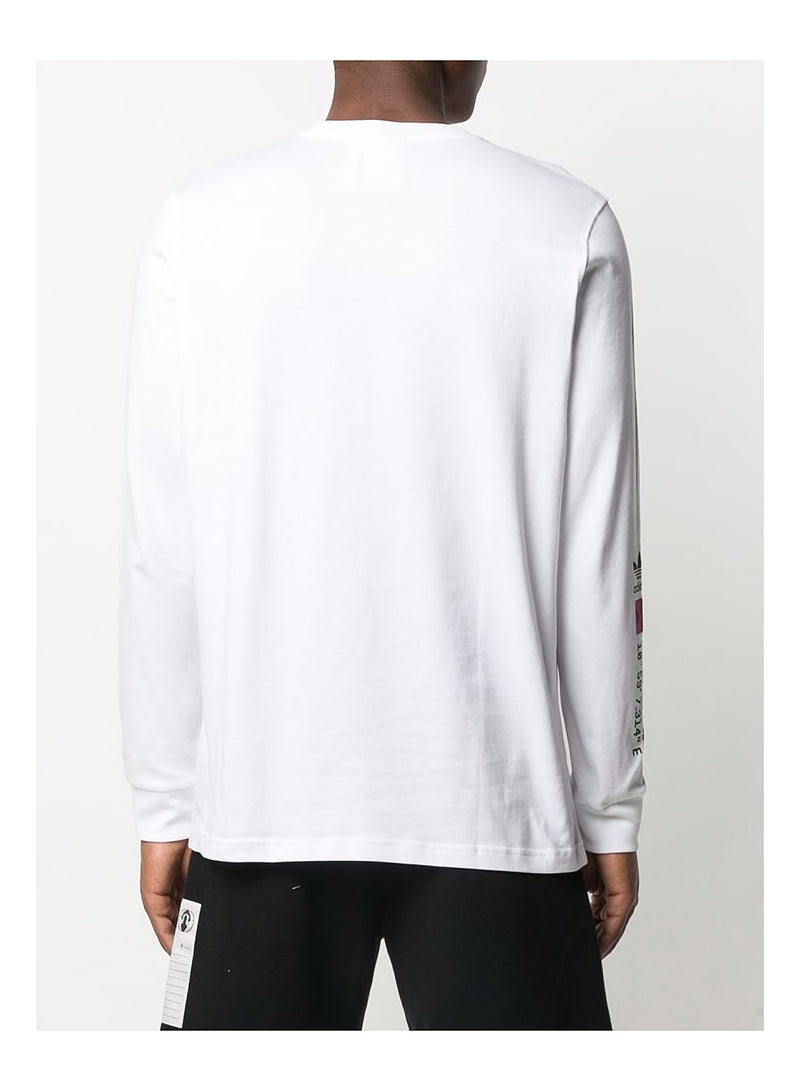 ADV Long Sleeve Tee - White