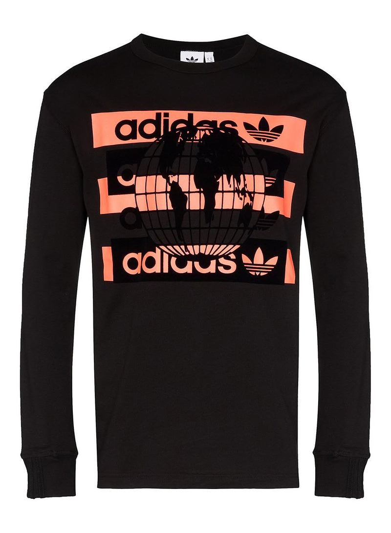 adidas originals clothing r v y long sleeve tee black ss 2020