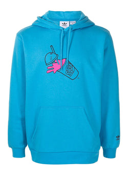 adidas originals clothing simpsons x adidas squishee hoodie fresh splash ss 2021