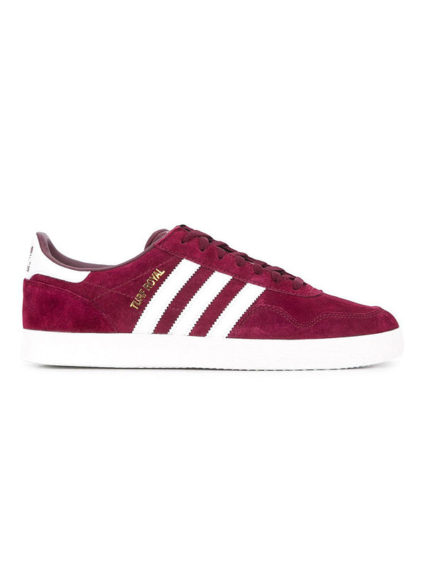adidas originals footwear turf royal trainer maroon silvmt crywht ss 2020