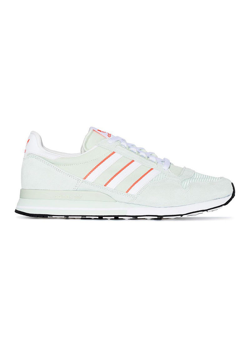 adidas originals footwear zx 500 trainers dshgrn solred cblack aw 2020