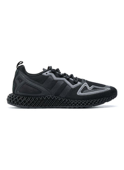 adidas originals zx 2k 4d trainers black aw 2020