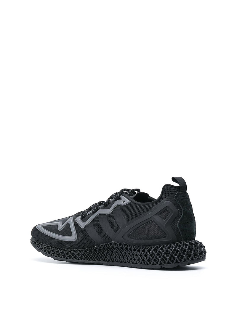 ZX 2K 4D Trainers - Black