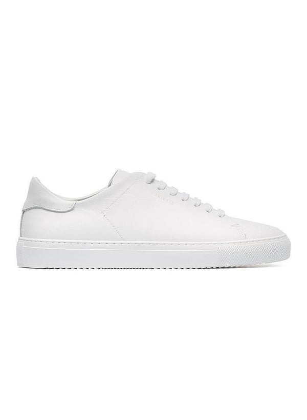 Clean 90 Leather Trainer - White