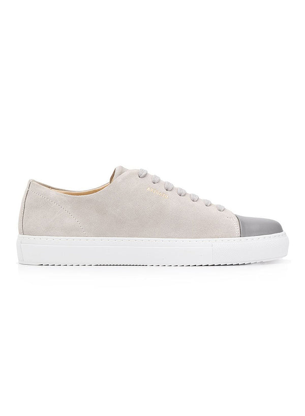 axel arigato captoe trainer light grey ss 2020