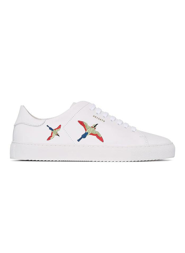 Clean 90 Bird Trainer - White